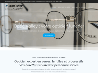 Optic Valley votre opticien lunetier