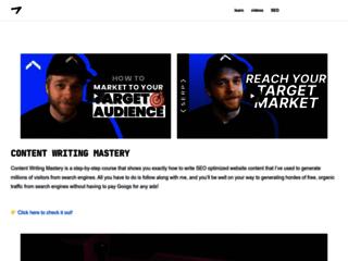 OPTICLIC Marketing web