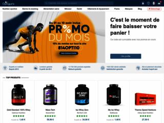 Vos produits de musculation sur le site Optigura
