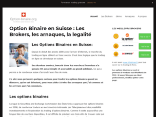 Option Binaire, votre guide de trading