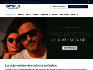 OptoPlus - Clinique visuelle