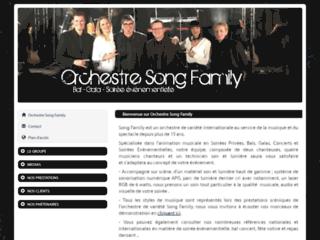 Détails : Orchestre de variété Song Family