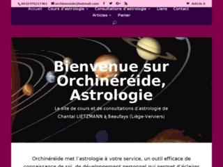 Orchinereide.com, Astrologie
