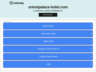 orient palace sousse
