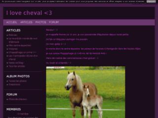 I love cheval <3