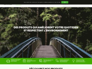 Détails : Orinko, plateforme d'informations sur les produits écologiques
