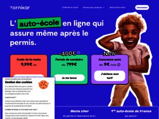 Ornikar, auto-école en ligne
