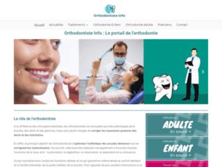 Informations et conseils sur l'orthodontie