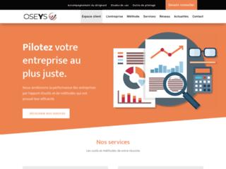 OSEYS : logiciel & méthode de pilotage d'entreprise