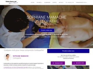 Mieux connaître les domaines d'intervention de l'ostéopathie