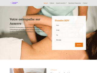 Détails : Trouver un ostéopathe à Auxerre