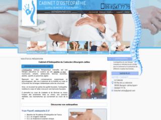 Détails : Ostéopathes Bourgoin Jallieu
