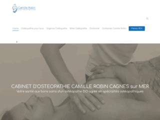 Ostéopathe à Cagnes-sur-Mer