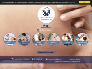Détails : Ostéopathie Haute-Savoie