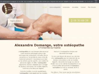 Alexandre Domange