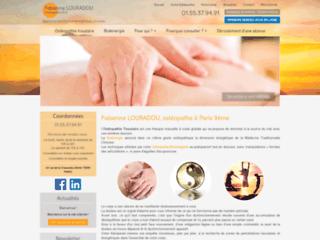 Ostéopathe sur Paris pour votre santé