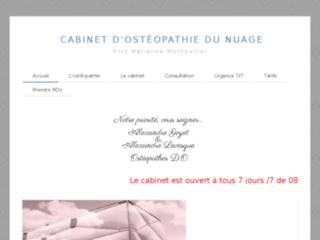 Cabinet d'ostéopathie du Nuage