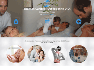 Ostéopathe à Pessac