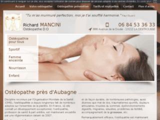 Détails : Ostéopathe du sport à Aubagne