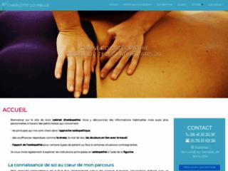 Détails : Charlotte Gounelle, ostéopathe à Paris 20
