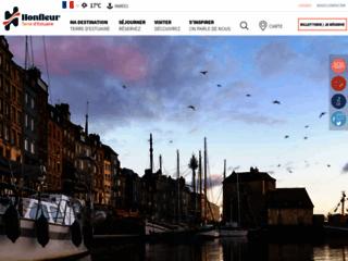 Détails : Tourisme à Honfleur