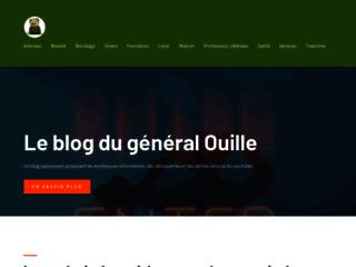 Blog généraliste des informations décapantes
