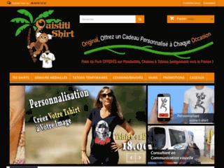 Cadeaux personnalisés, tshirts, coussins, mugs, gravure photo et tatouages temporaires