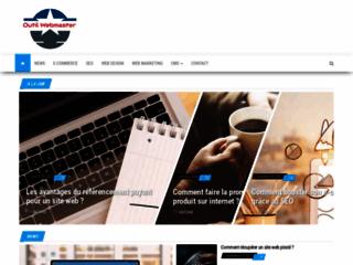 Détails : Tout savoir sur les outils webmaster