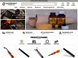 Détails : Outilsloisirs - Couture du cuir et Travail du cuir