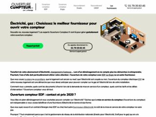 Ouvrir son compteur de gaz à Toulouse