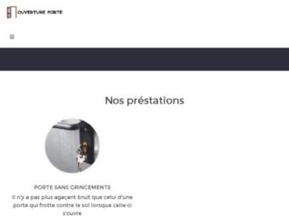 Détails : Spécialiste de l'ouverture des portes à Versailles