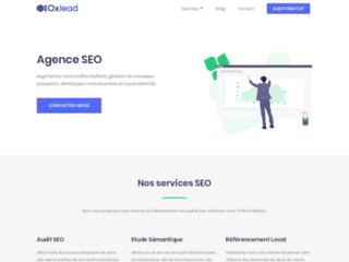 Oxlead, meilleure agence de référencement SEO