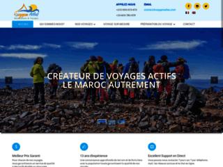 Détails : Des excursions au départ de Marrakech avec Oxygen Atlas