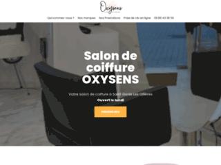 Détails : Oxysens, salon de coiffure à Saint-Genis-les-Ollières