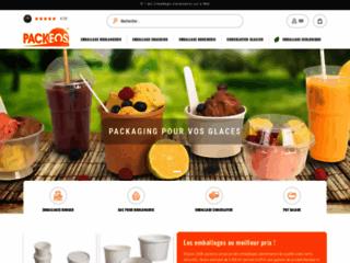 Détails : Emballage alimentaire