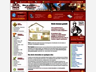 Devis rénovation gratuit en ligne