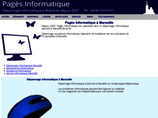 Détails : Pagès Informatique : Dépannage PC
