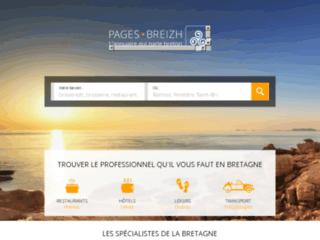 PagesBreizh l'annuaire qui parle breton