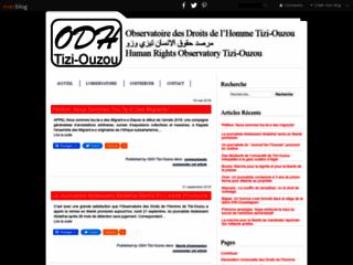 Observatoire des Droits de l'Homme Tizi-Ouzou