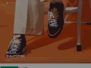 Détails : Panafrica Store, basket étique aux couleurs de l'Afrique