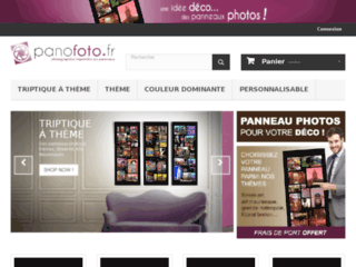 Détails : Photos imprimées sur panneaux