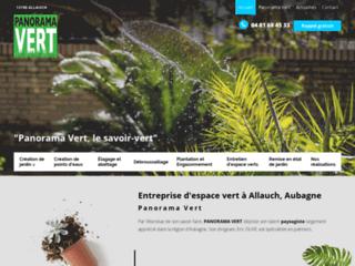 Entreprise d'espace vert à Allauch, Aubagne : Panorama Vert