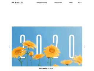 Détails : Agence de création vidéo, motion design, animation 2D — Parallel