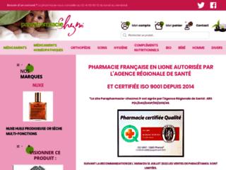 Détails : Parapharmacie chez moi