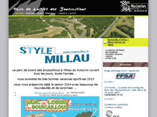 Parc-bouscaillous.fr