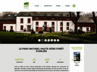 Détails : Parc Naturel entre Ardenne et Gaume