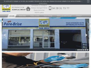 Centre Mondial Pare-Brise pour réparation pare brise à Lattes
