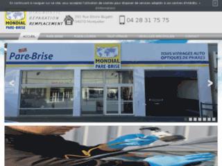 Détails : Changement de pare-brise à Montpellier
