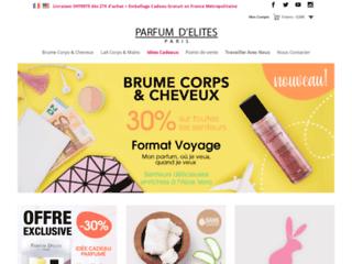 Parfum d'Elites Paris