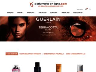 Détails : Parfumerie en Ligne, tous les parfums de marque